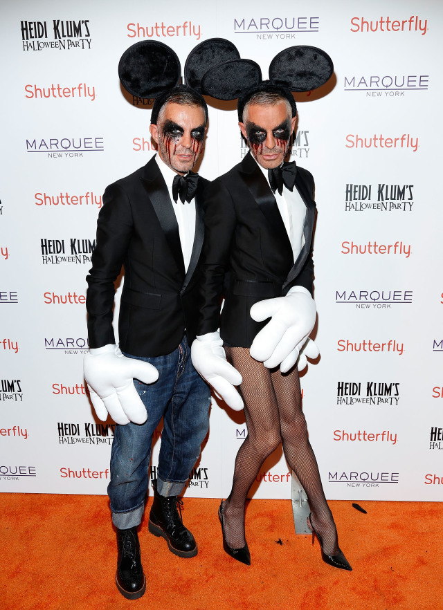 Shutterfly Presents Heidi Klum's 14th Annual Halloween Party At Marquee New York Sponsored By SVEDKA Vodka And smartwater