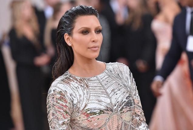Самые яркие образы Ким Кардашьян за 2016 год