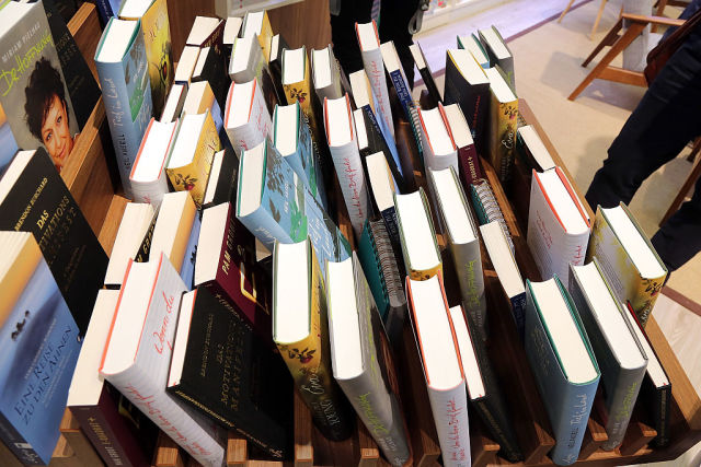 9 украинских книг получили награды на выставке во Франкфурте-320x180