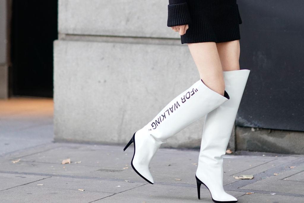 Как правильно носить ботфорты и не выглядеть вульгарно-320x180