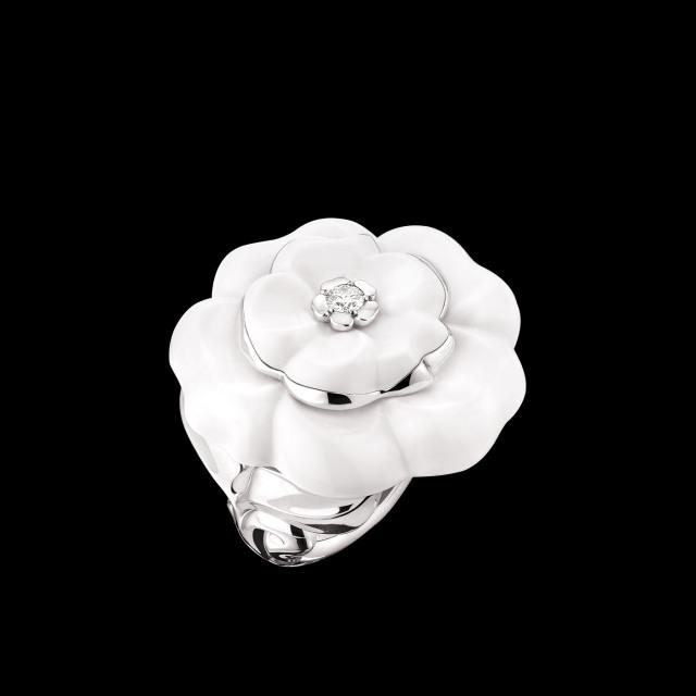 Камелия символ Chanel -