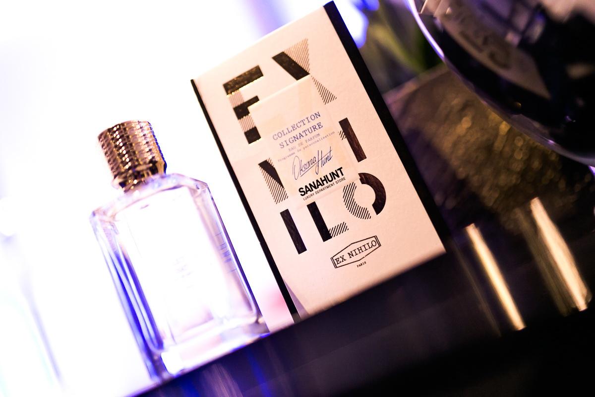 Sanahunt Luxury Department Store и Ex Nihilo создали эксклюзивный аромат-320x180