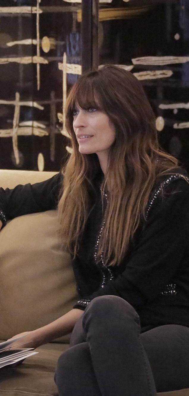 Парижский шик в деталях: Каролин де Мегрэ и Chanel запустили совместный блог
