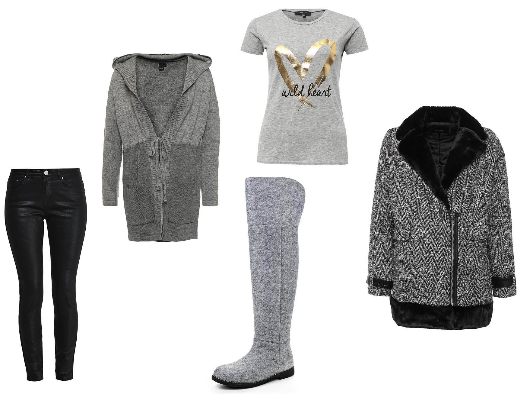 Зима на пороге: с чем носить современные валенки-320x180