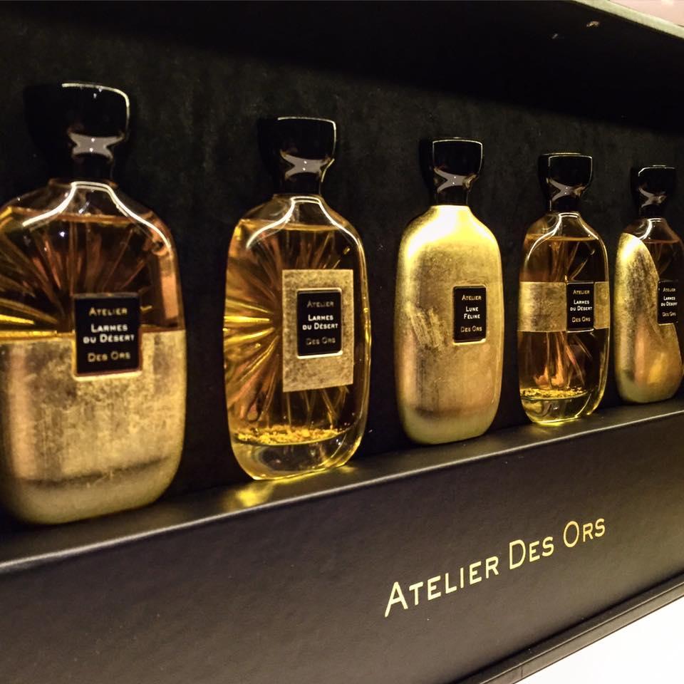 Волшебство Востока: в Украине появились нишевые ароматы Atelier Des Ors и Moresque Parfum-320x180