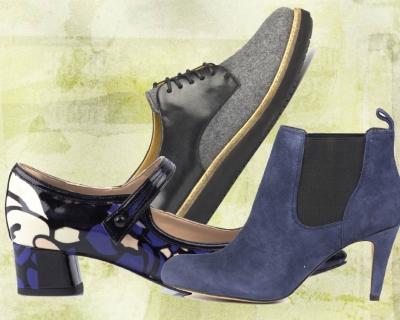 Выбор Marie Claire: 7 лучших пар обуви для нескучной осени от Clarks-430x480