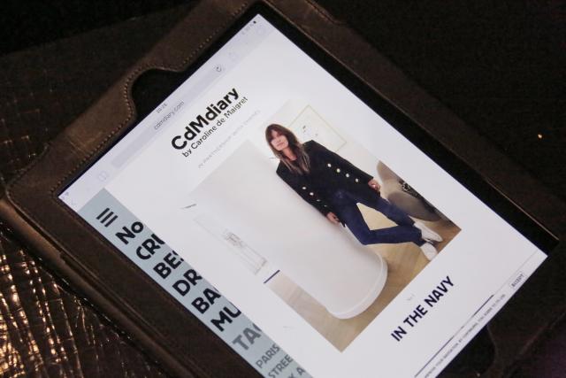 Блог Каролин де Мегрэ и Chanel CdMdiary
