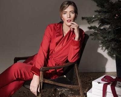 Рождество в пижаме: украинский бренд Sleeper представил праздничную коллекцию-430x480