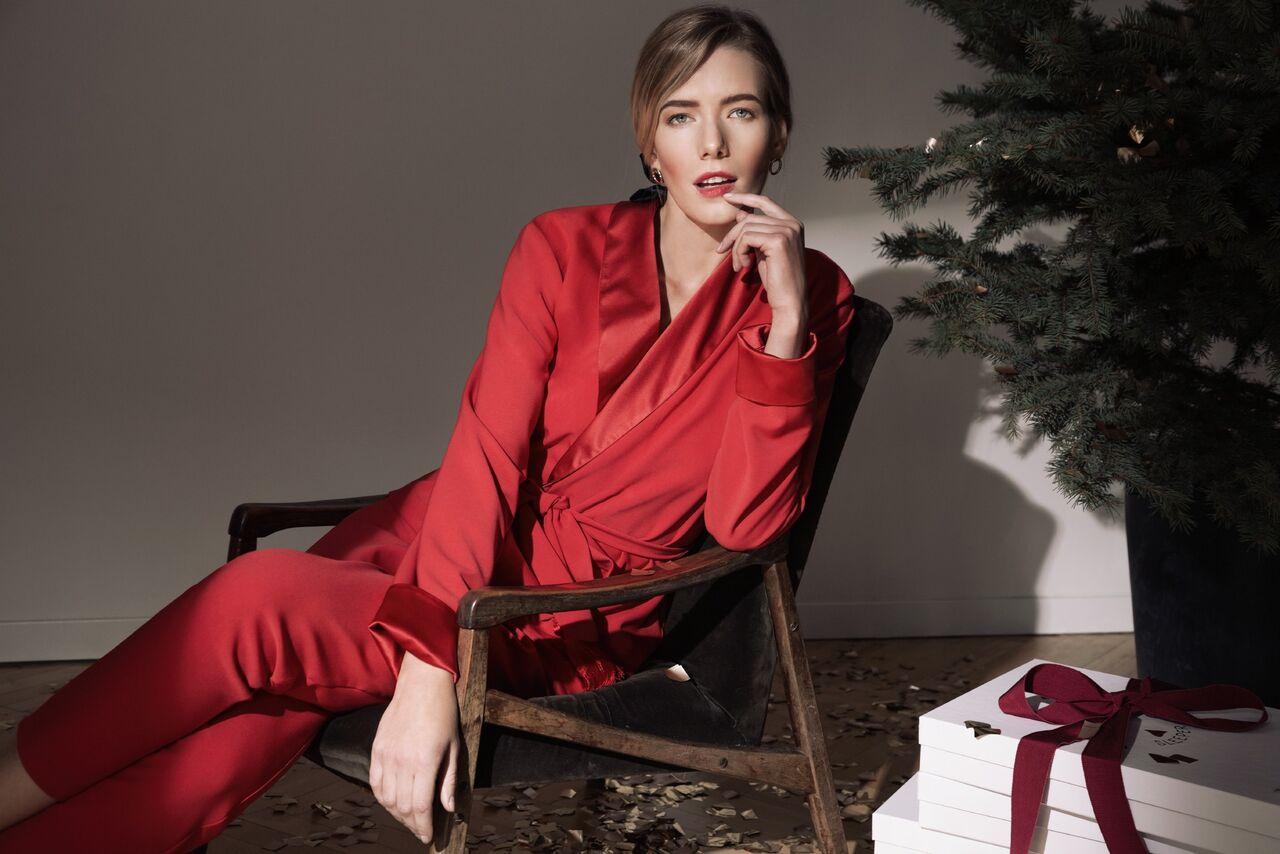 Рождество в пижаме: украинский бренд Sleeper представил праздничную коллекцию-320x180