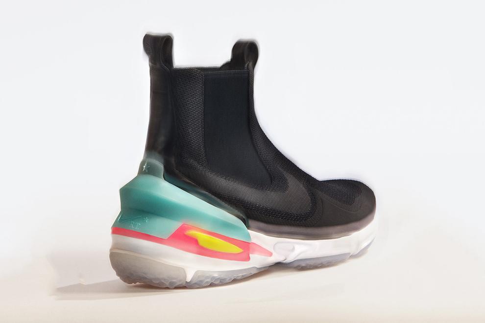 Риккардо Тиши создал футуристические кроссовки для Nike-320x180