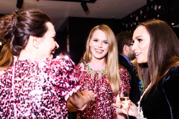 Вечеринка в киевском бутике Dolce & Gabbana