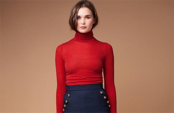 Зимняя коллекция украинского бренда Nuances