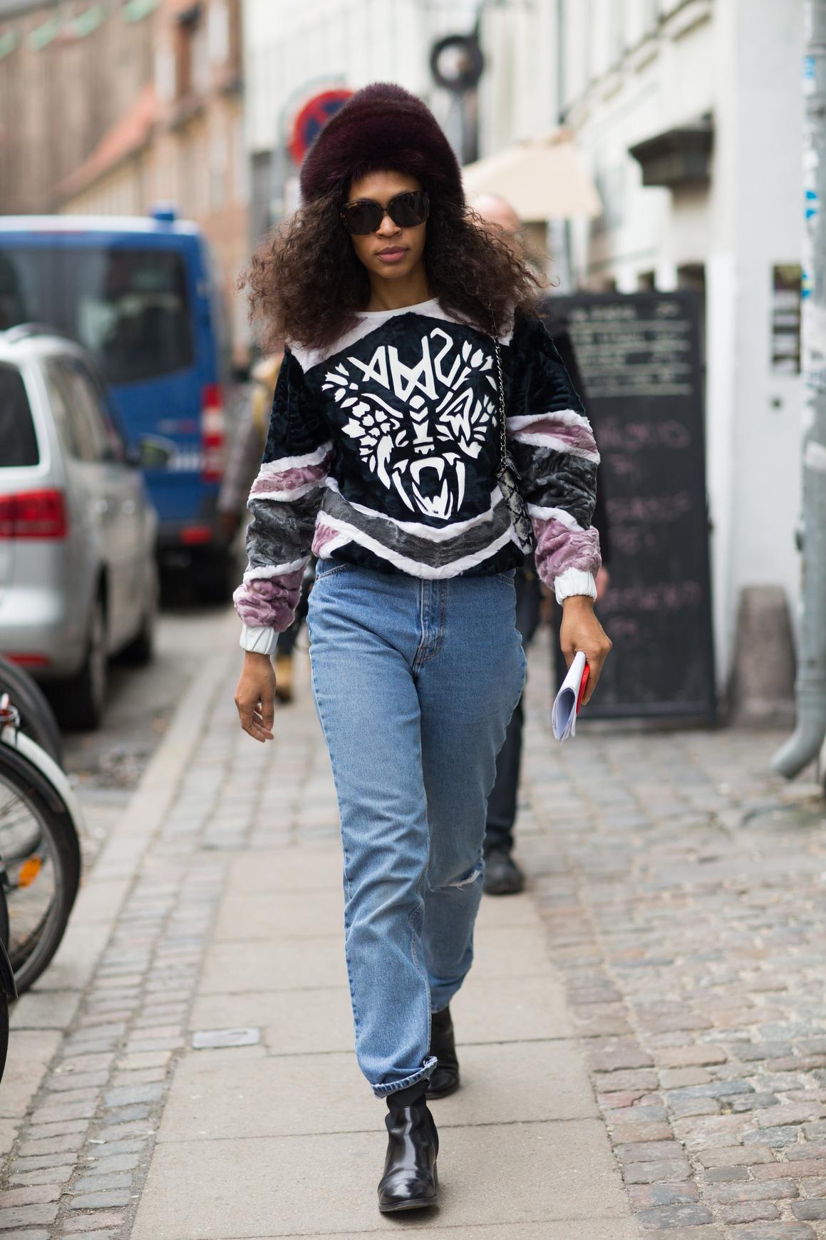 Street Style during Copenhagen Fashion Week AW 2016