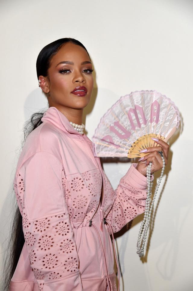 FENTY x PUMA by Rihanna Рианна