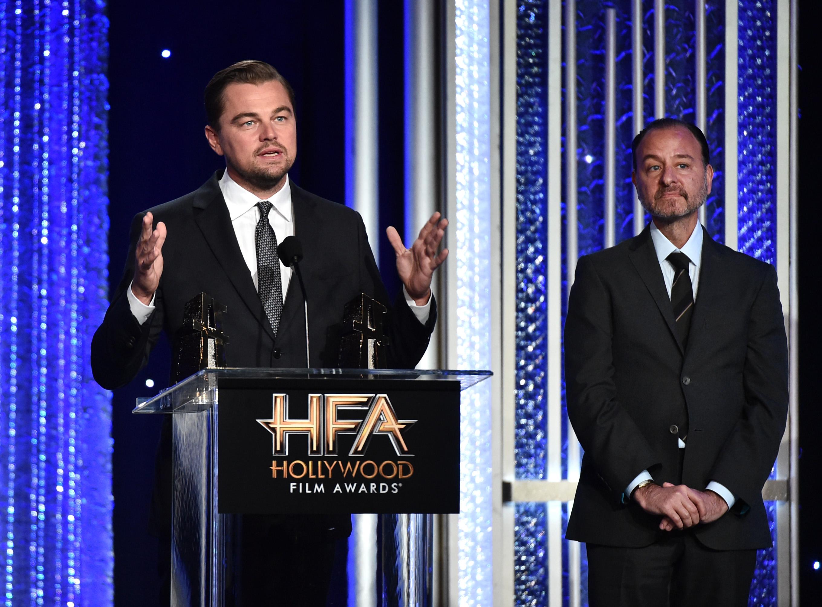 Hollywood Film Awards 2016: образы звезд с красной дорожки и победители-320x180