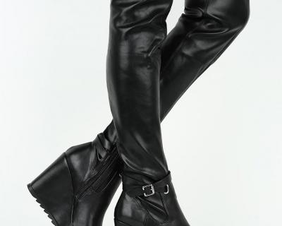 Ноги в тепле: 10 лучших пар сапог от Lamoda-430x480