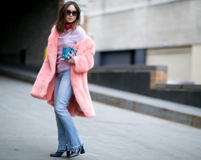 Street style: как одеваются модницы Нью-Йорка-430x480