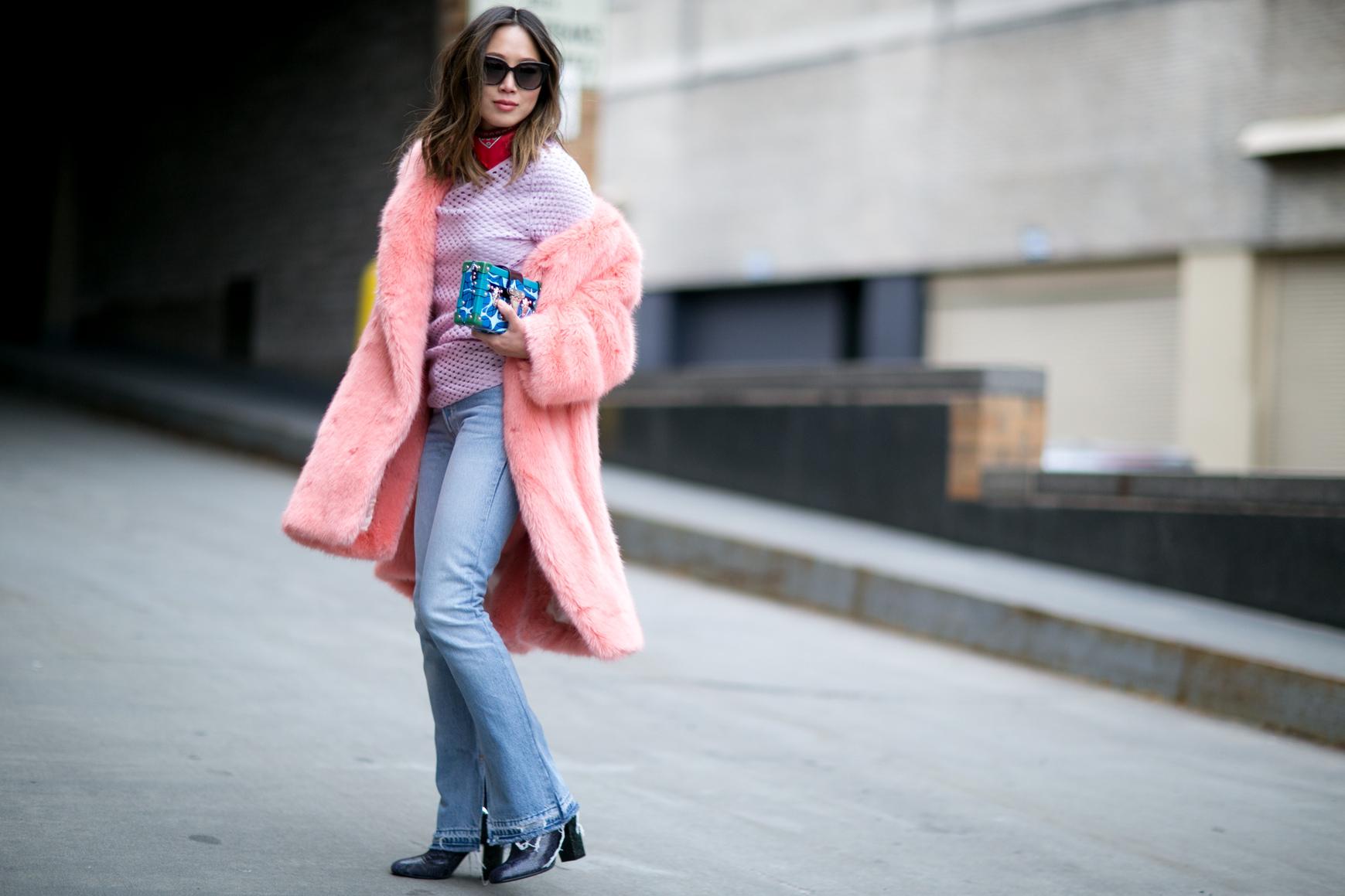 Street style: как одеваются модницы Нью-Йорка-320x180