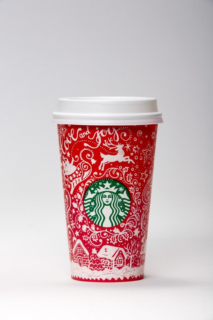 Дизайн чашки, разработанный Анно Буччиарелли