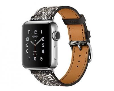 Hermes создали ретроремешки для Apple Watch-430x480