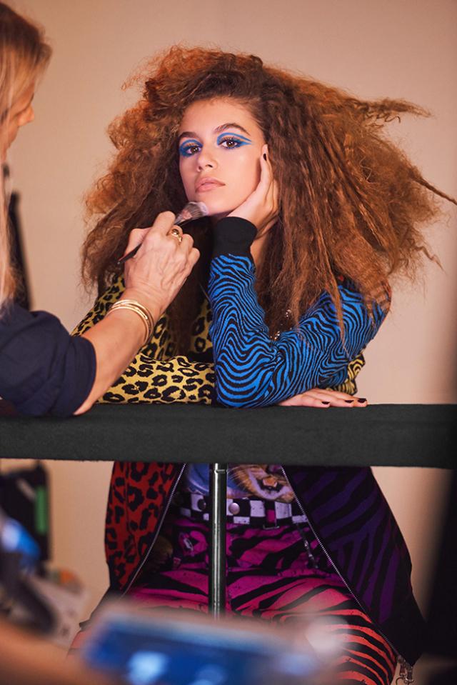 Кайя Гербер в рекламной кампании Marc Jacobs - фото