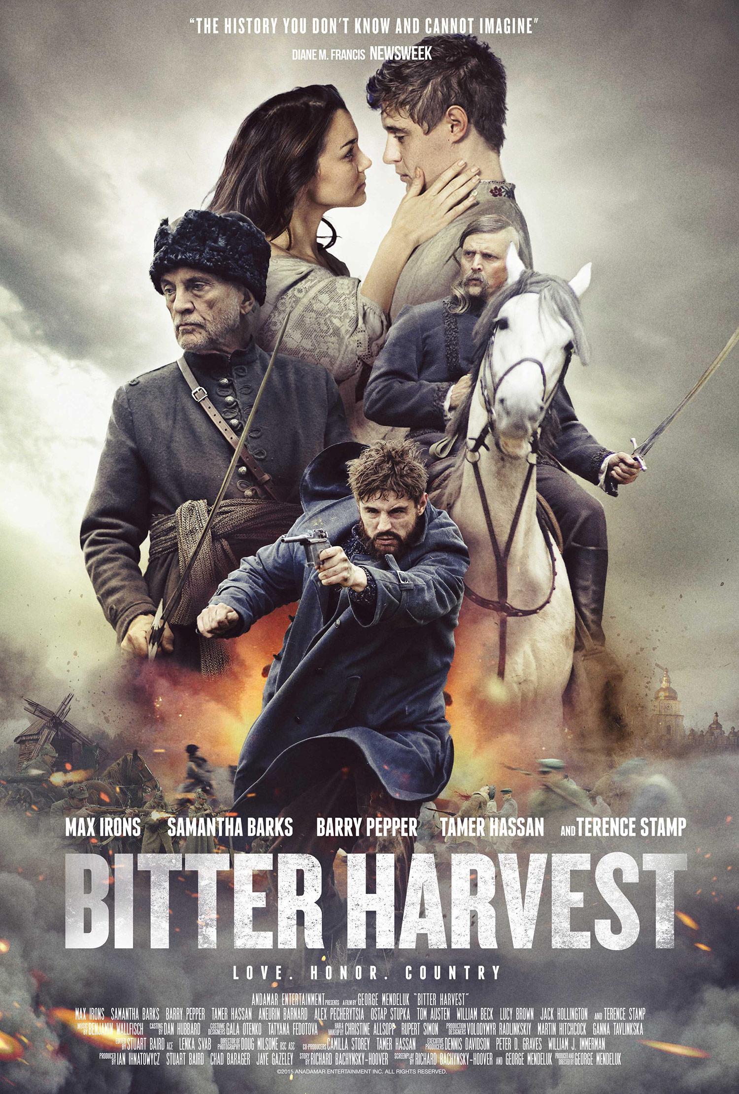 В феврале в мировой прокат выйдет первый англоязычный фильм о Голодоморе-320x180