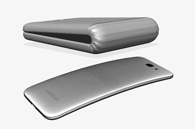 Прототип нового смартфона Samsung