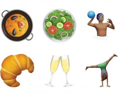 Селфи, круассан и фейспалм: десятки новых эмодзи в обновленной iOS 10.2-430x480