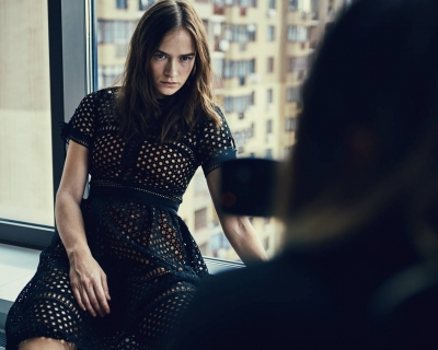 Надя Шаповал стала лицом бренда Femestage-430x480