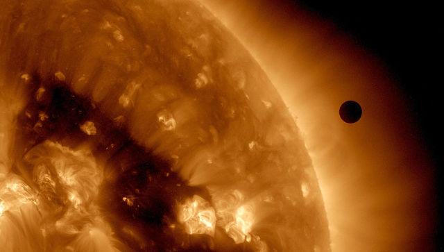 Венера - первая обитаемая планета Солнечной системы