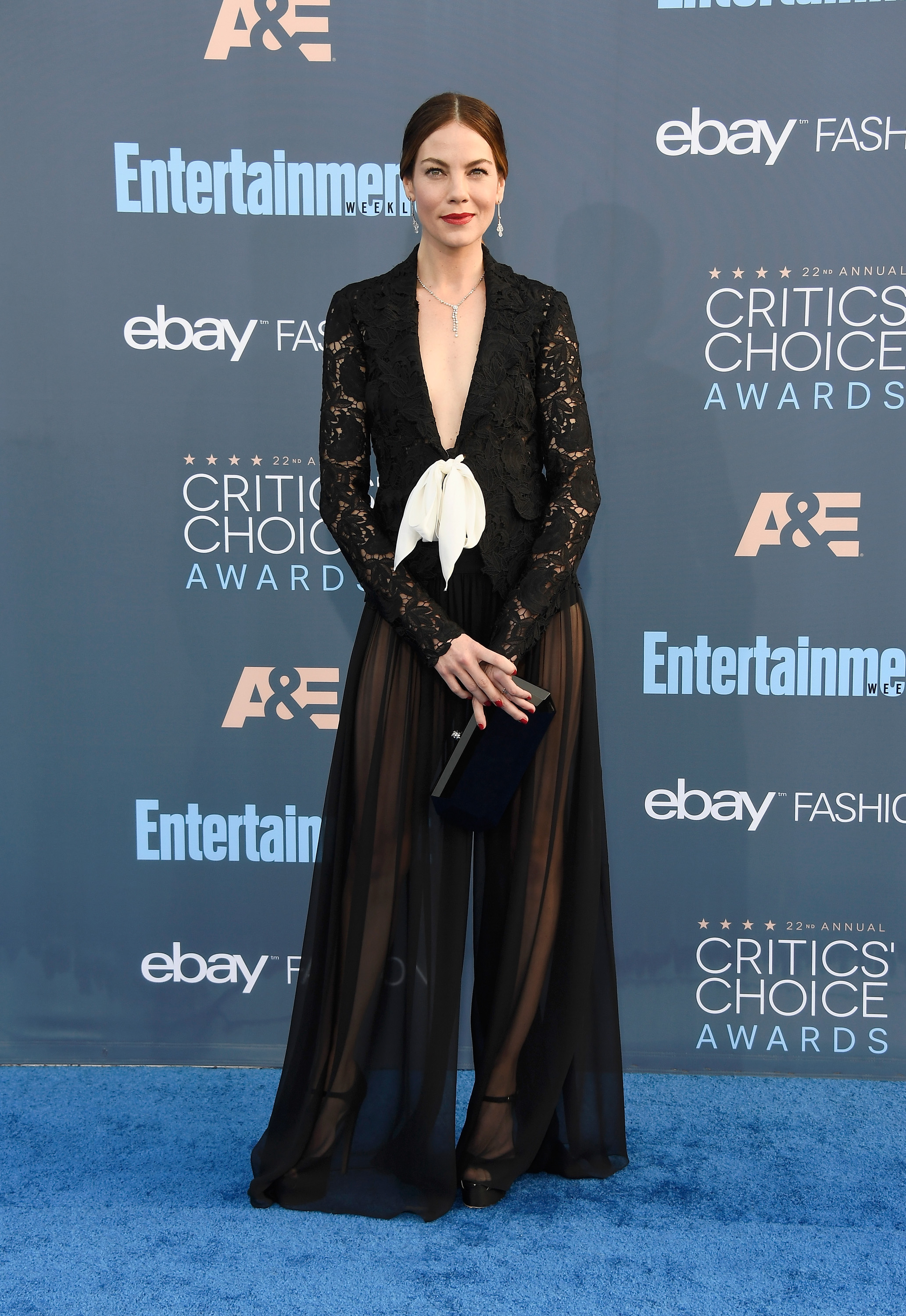 Мишель Монахан на Critics' Choice Awards