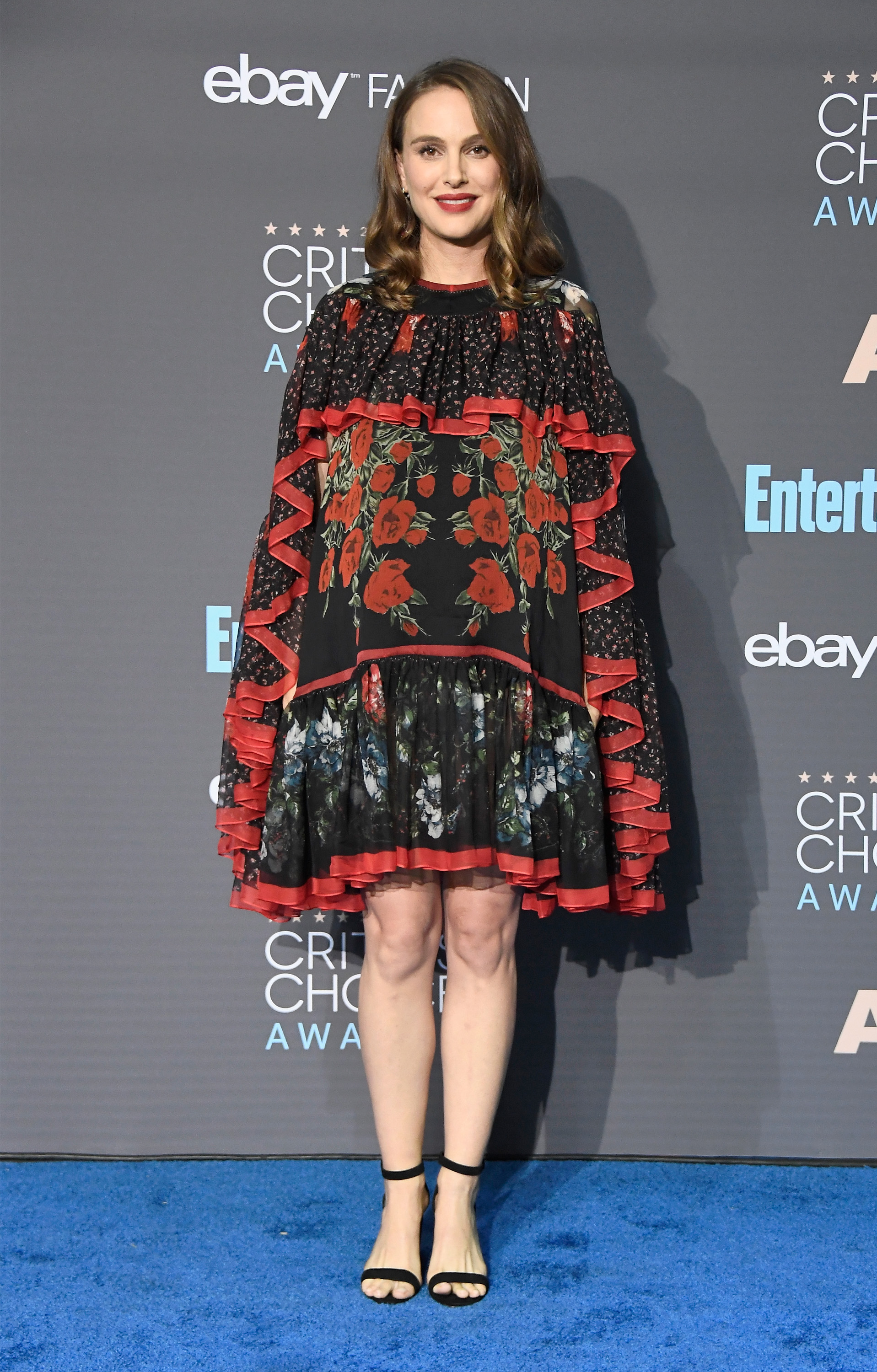 Натали Портман на Critics' Choice Awards 2016