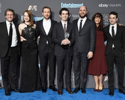 Critics' Choice Awards 2016: лучшим фильмом стал «Ла-Ла Ленд»-430x480