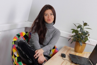 Working girl: Инна Бачурина, основательница и арт-директор Rechi.ua