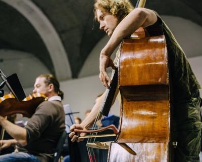 В столице стартовал фестиваль Kyiv Contemporary Music Days-430x480