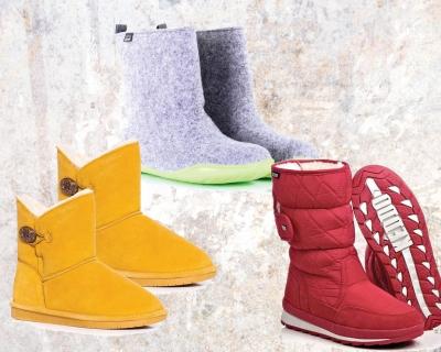 Что обуть зимой: 5 пар cамой теплой обуви-430x480