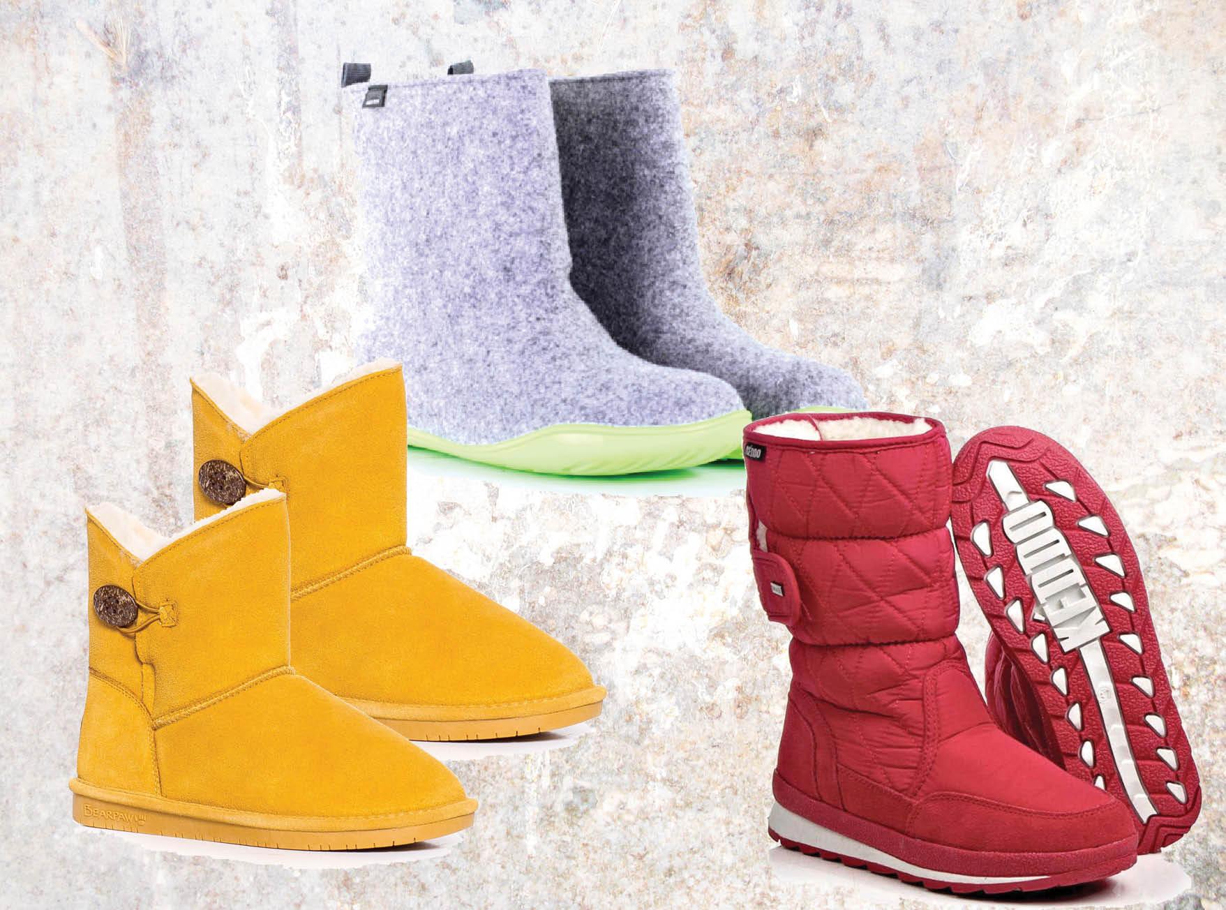 Что обуть зимой: 5 пар cамой теплой обуви-320x180