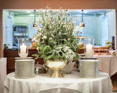 Где встретить Новый год: изысканный ужин в ресторанеCommeIlFaut-430x480