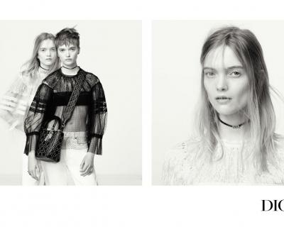 Первый кампейн Марии Грации Кьюри для Dior-430x480