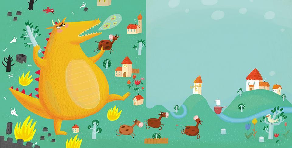 Украинка вошла в список 75 лучших иллюстраторов