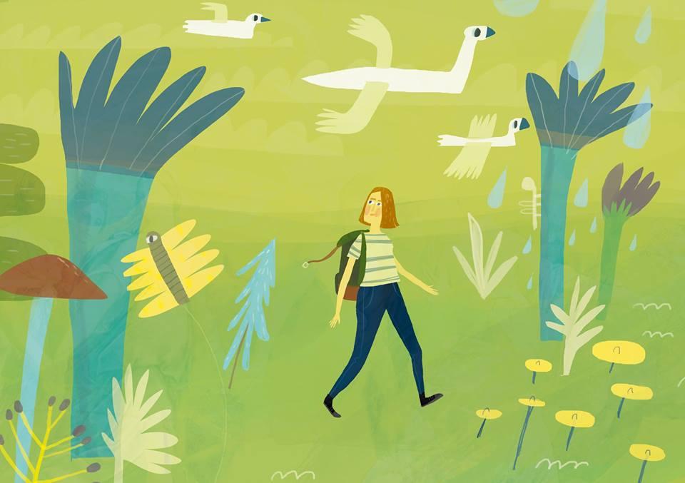 Анна Сарвира - одна из лучших 75 иллюстраторов мира
