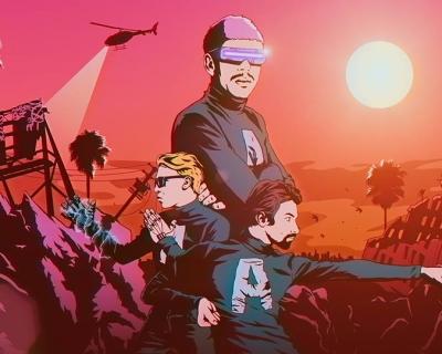 Премьера дня: группа АГОНЬ представила клип на песню «Супергерой»-430x480