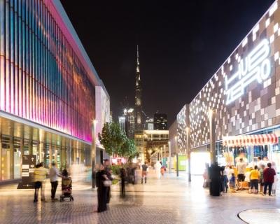 ТОП-10 торговых центров Дубая, которые стоит посетить-430x480