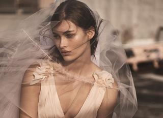 Topshop запускают линию свадебных платьев