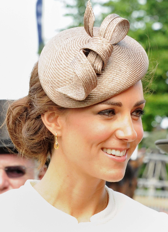Герцогине Кембриджской исполнилось 35 лет