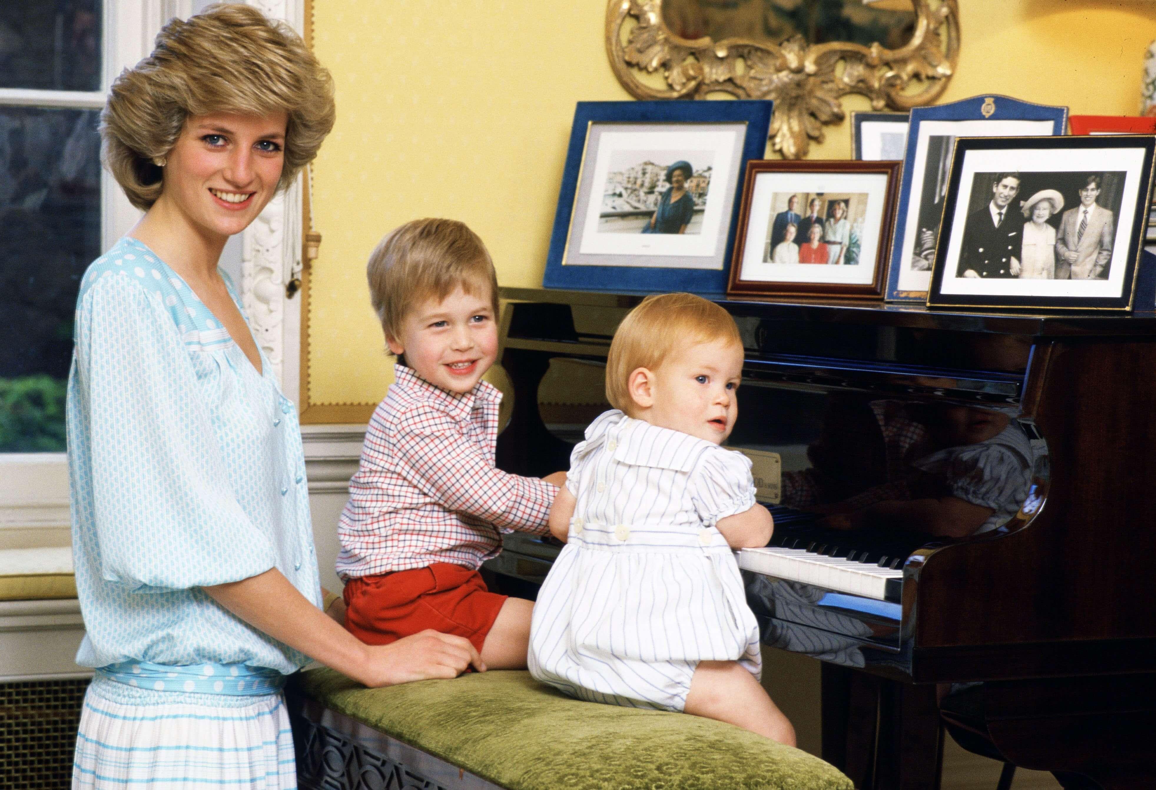Принц Уильям и принц Гарри рассказали, как пережили гибель матери