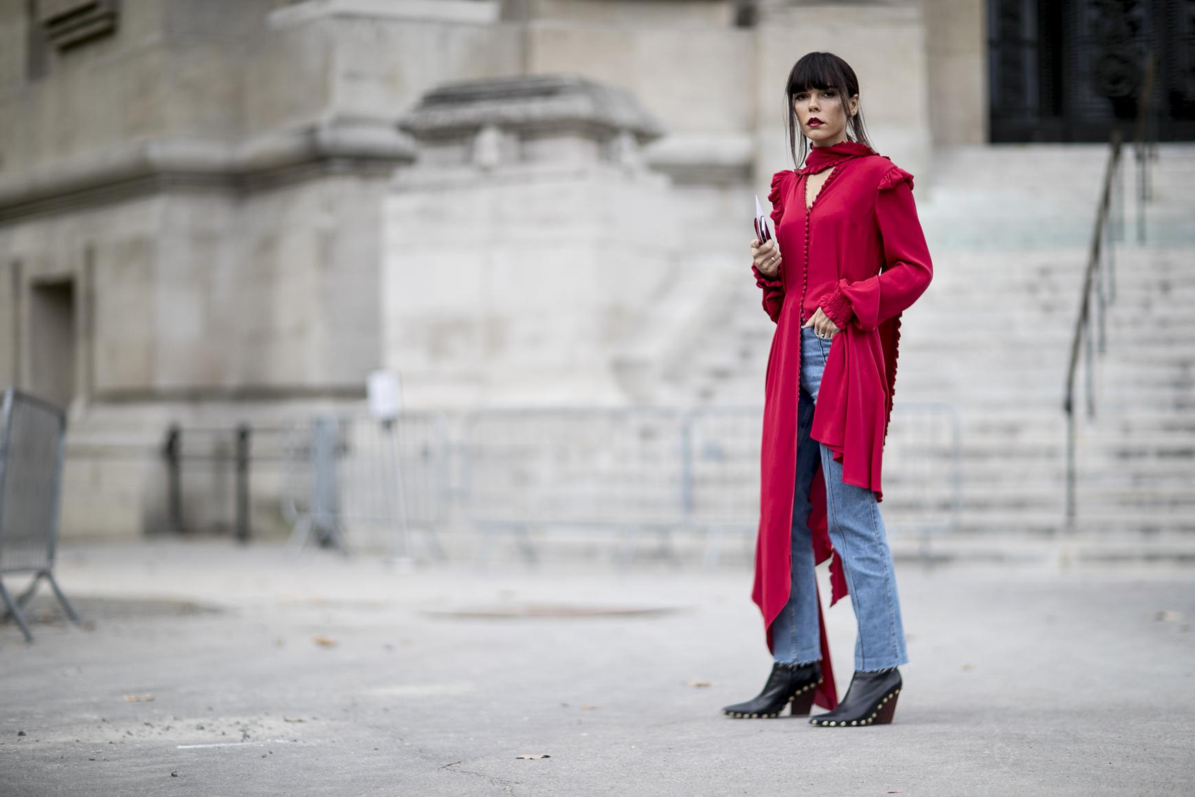 Красный гренадин – самый модный цвет осени 2017-320x180