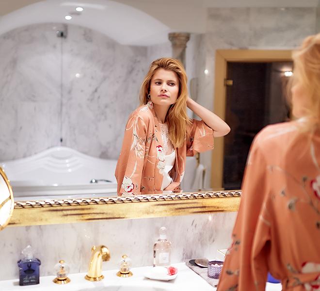 Пижамная вечеринка Marie Claire x Guerlain-320x180
