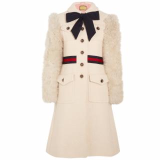 Вещь дня: пальто Gucci