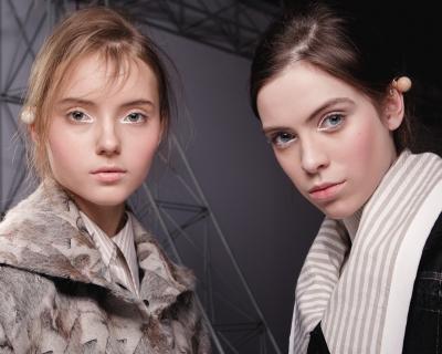 Как повторить макияж с показа Litkovskaya-430x480